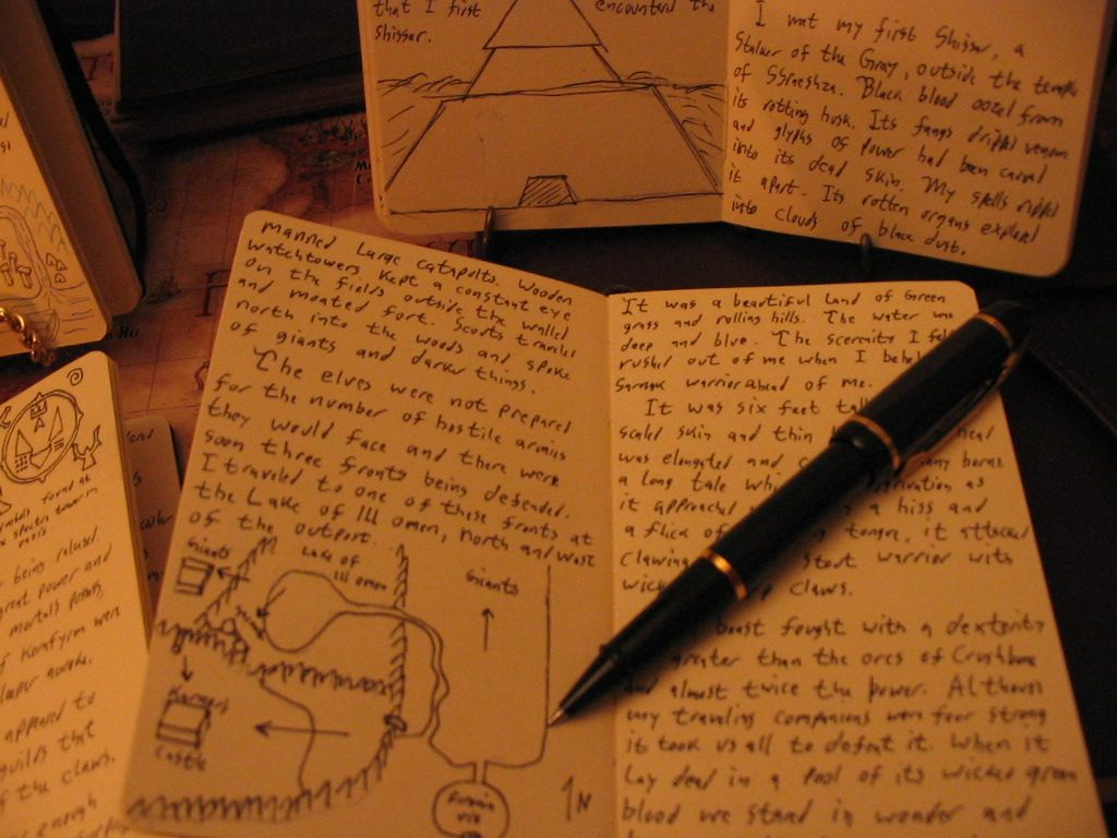 loral's EverQuest Journals